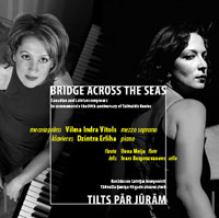 Bridge Across the Seas CD Cover